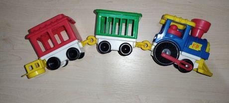 Поїзд. Паравоз игрушка