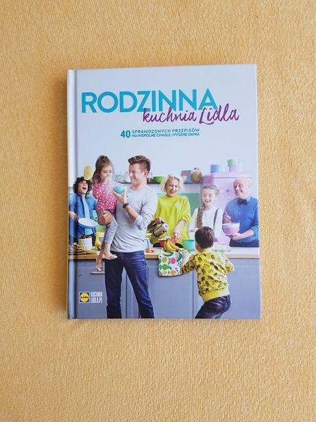 Nowa Rodzinna Kuchnia Lidla Książka kucharska z przepisami, przepisy