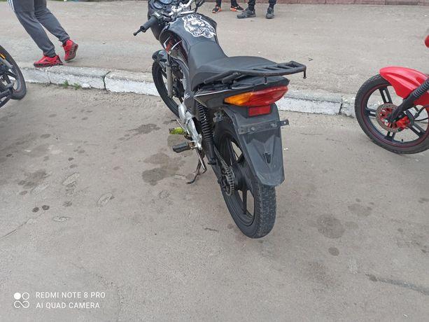 Продам мотоцикл 150