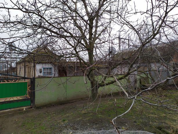 Дом + гараж+летняя кухня+подвал+балаган+сад