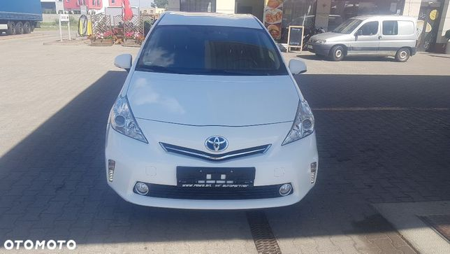 Toyota Prius nawigacja!kamera cofania!