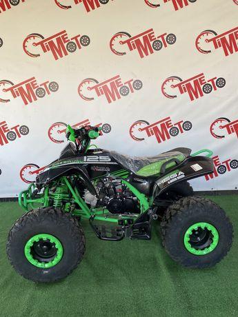 Детский квадроцикл  ATW Ex drive 125 сс.Не Forte  Spark