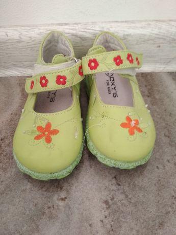 Туфли на девочку, обувь на девочку 21-22 р.