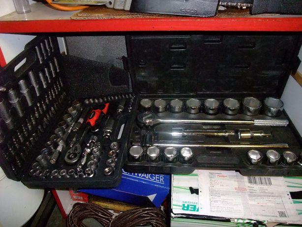 Klucze nasadowe Champion 19-50 mm/inne/wkrętarka