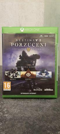 Gra xbox one Destiny 2 PORZUCENI