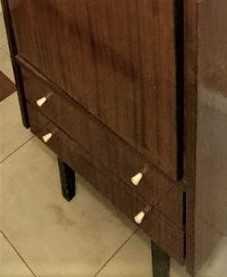 ретро тумба шкаф вешалка Италия  СССР с ключом комод винтаж полки