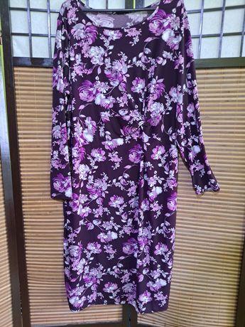 Sukienka wiosenne kwiaty