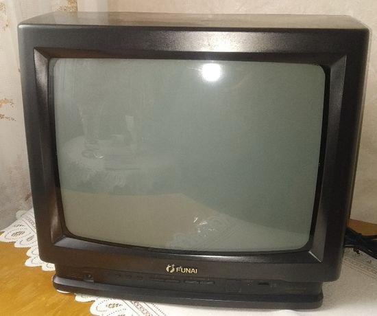 """Telewizor FUNAI 14 """" TV-1400A MK7 + pilot. W pełni sprawny"""