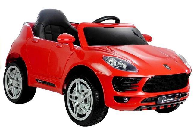 Auto na akumulator CORONET S Czerwony Od ręki!!