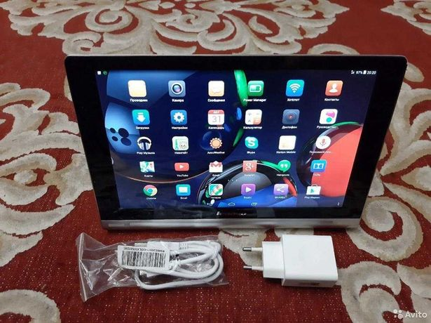 планшет Lenovo Yoga Tablet 10 B8000-f