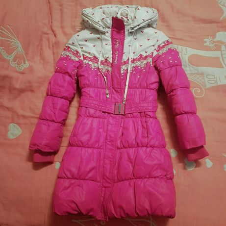 Зимове пальто Donilo 128