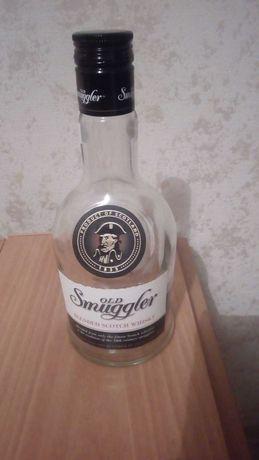 Бутылка с под виски