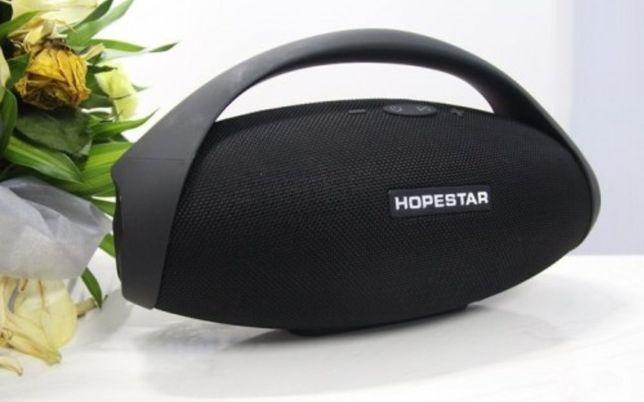 Hopestar H31 34Вт Мощная портативная блютуз колонка Бумбокс Boombox Bi