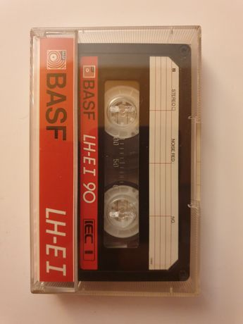 Kaseta magnetofonowa kolekcjonerska Basf