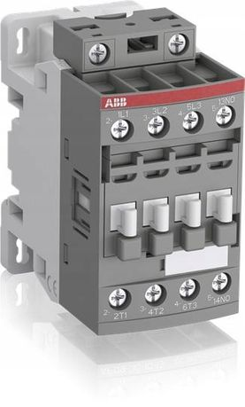 ABB Stycznik 3 biegunowy 3x NO 9A 100-250V AC