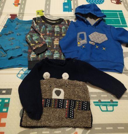 светри, реглан для хлопчика 9-12 міс