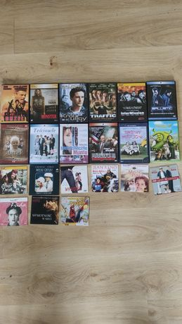 Oryginalne filmy DVD w podełkach