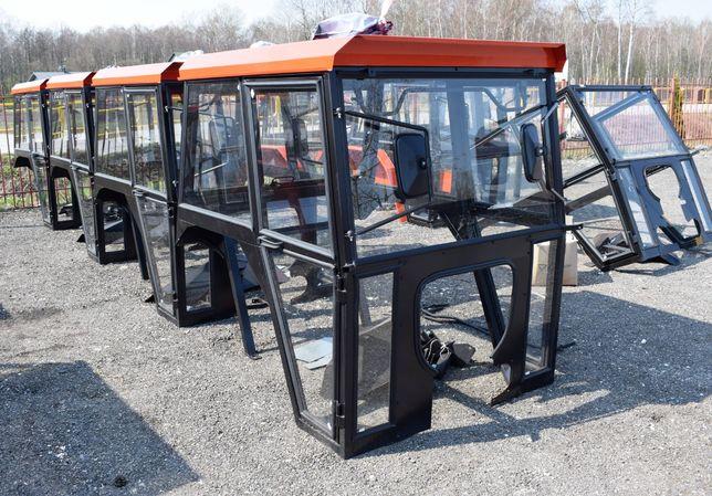 Kabina do ciągnika traktora C360 C330 URSU nowe transport wysoki dach