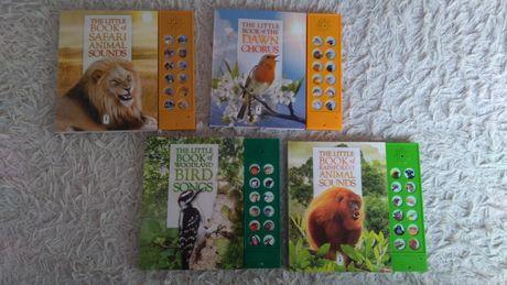 The little book of dawn chorus woodland bird songs safari rainforest