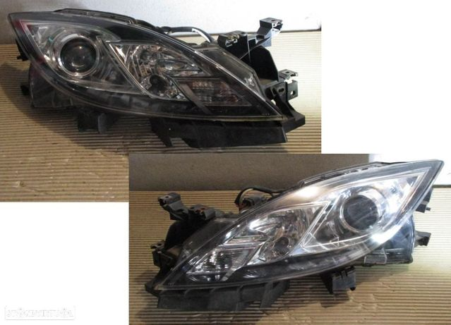 Oticas para Mazda 6 (2009)