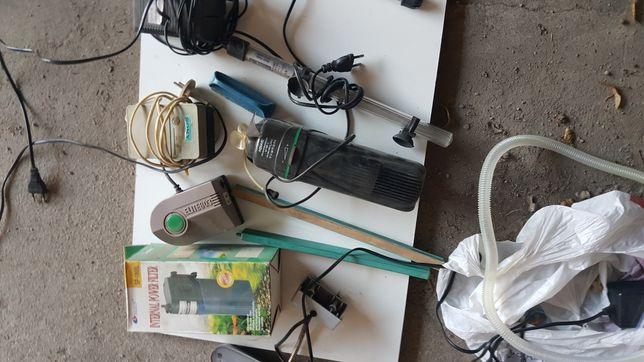 оборудование для аквариумов компрессор нагреватель фильтр