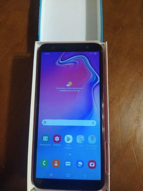 Samsung Galaxy j6+ j6 plus 32gb sm-j610f красный