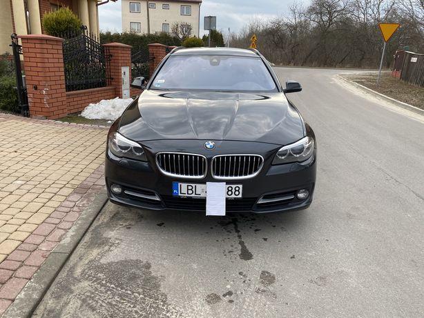 BMW F 11 520 automat