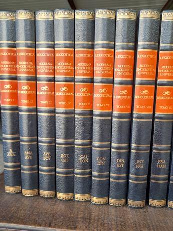 Lexicoteca-moderna enciclopédia universal