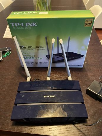 Super stabilny router tp link TL-WR1043ND