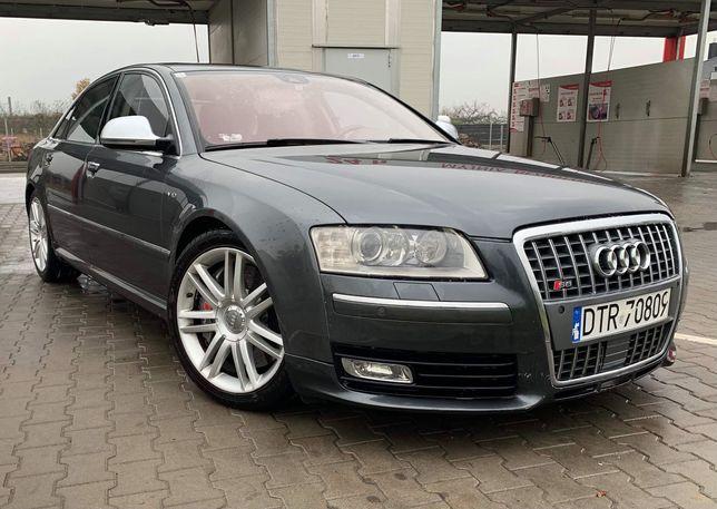 Audi S8 na części—również pojedyncze cena do dogadania