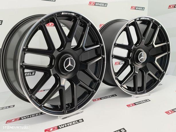 Jantes Mercedes E63S AMG em 19 5x112