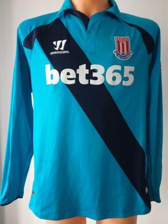 Stoke City Warrior koszulka piłkarska Premier League. Longsleev