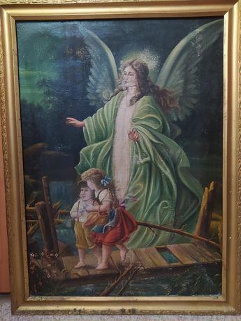 Картина * ангел хранитель *
