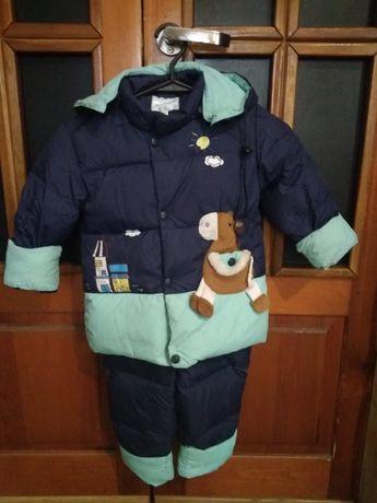 Комбинезон  штаны курточка куртка деми на 2-4,5 года