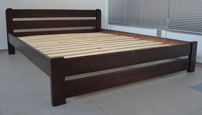 деревянную кровать, кровать из дерева ( цена без матраса) в наличии