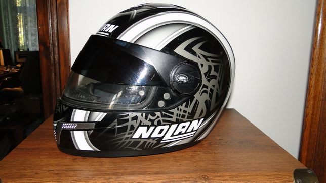 Kask motocyklowy NOLAN N84 TIGER VPS Rozmiar M