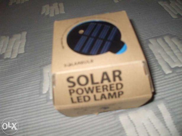 Vendo Campismo - Luz Solar