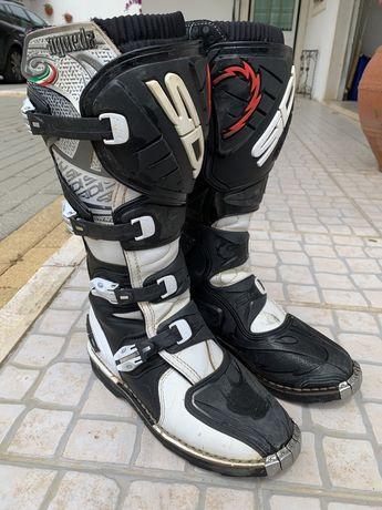 Botas motocross sidi agueda