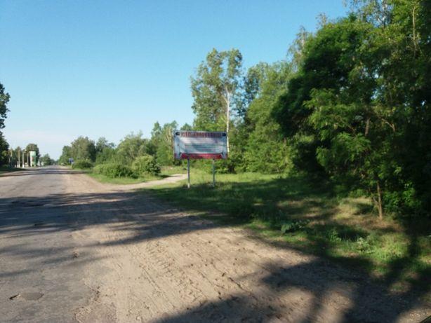Земельна ділянка участок комерція автозаправка ТІР стоянка ресторан