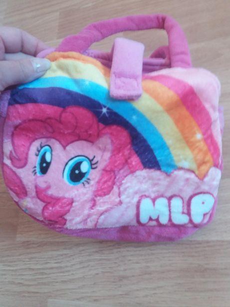 Torebeczka pluszowa My Little Pony