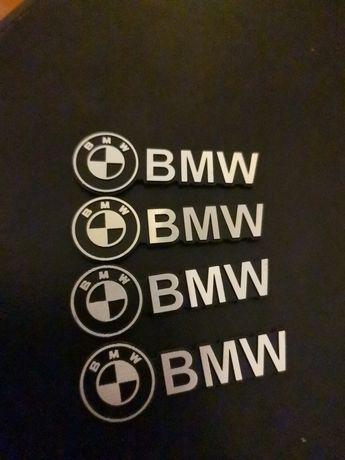 Наклейки на магнитолу, на колонки бмв, наклейки BMW, значки, логотипы