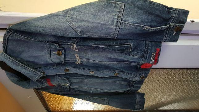 Name it. Kurtka jeansowa