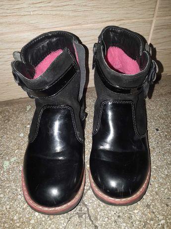 Buty dziewczęce wiosna-jesień