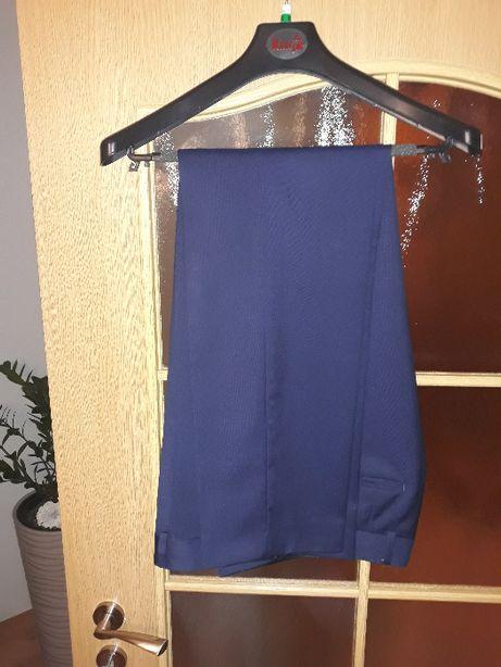 Wełniane spodnie od garnituru VISTULA 182/94