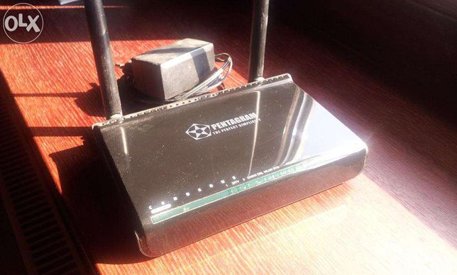 Router Pentagram CERBERUS P6343