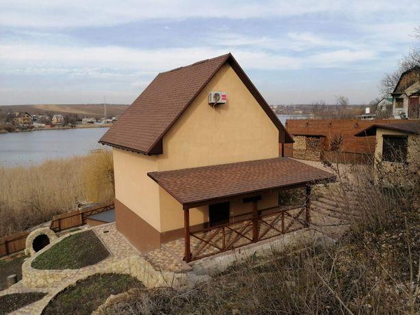 Продам дом со своим берегом реки