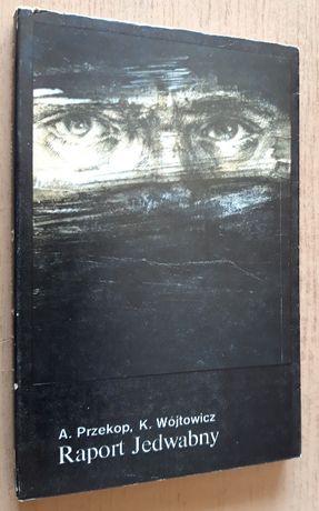 Raport Jedwabny - A. Przekop, K. Wójtowicz