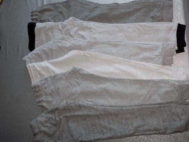6 par spodni dresowych 152