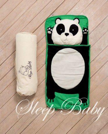 """Спальник для сна, слипик детский """"Панда"""", Sleep baby."""