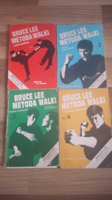 Bruce Lee Uyehara Metoda walki 1-4